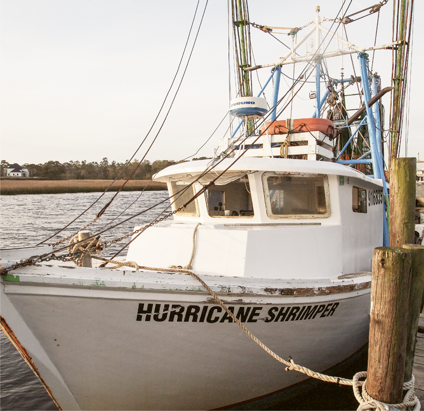 A Day in the Life of a Calabash Shrimp Boat Captain | Myrtle Beach