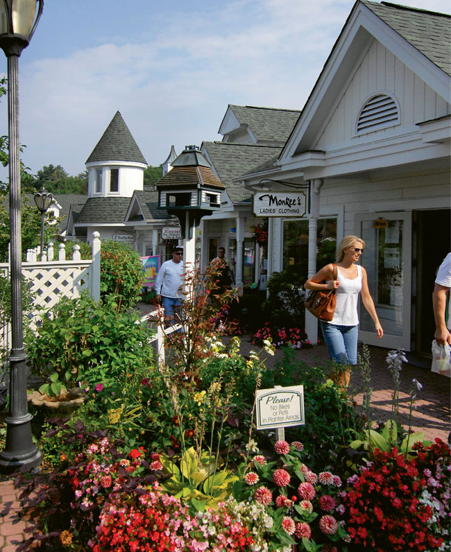 picturesque city homes and gardens. Photograph by Todd Bush 13 Best Small Towns in Western North Carolina  WNC Magazine