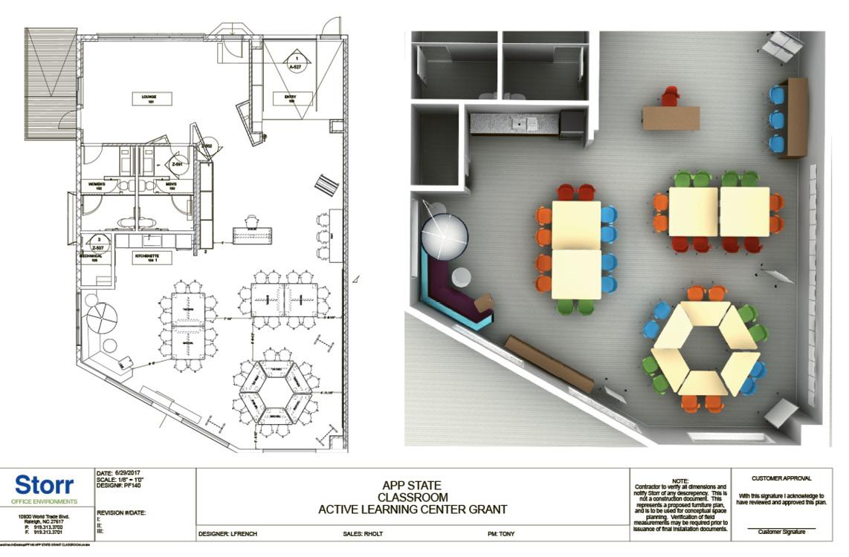 Classroom Design Grants ~ Grand designs wnc magazine
