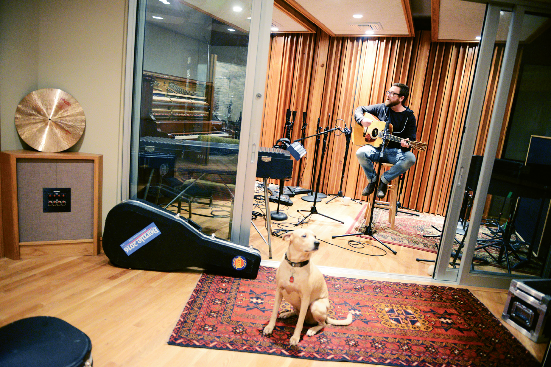 Echo Mtn Recording