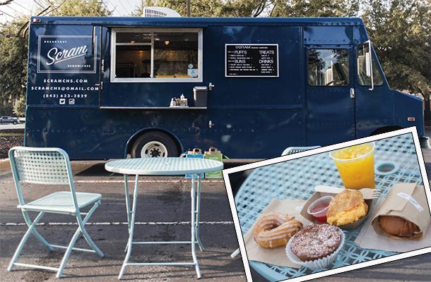 Baked Food Truck Charleston Sc Menu