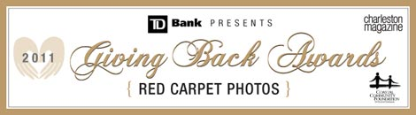 GIVING BACK AWARDS 2011 RED CARPET PHOTOS