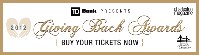 Giving Back Awards Tickets