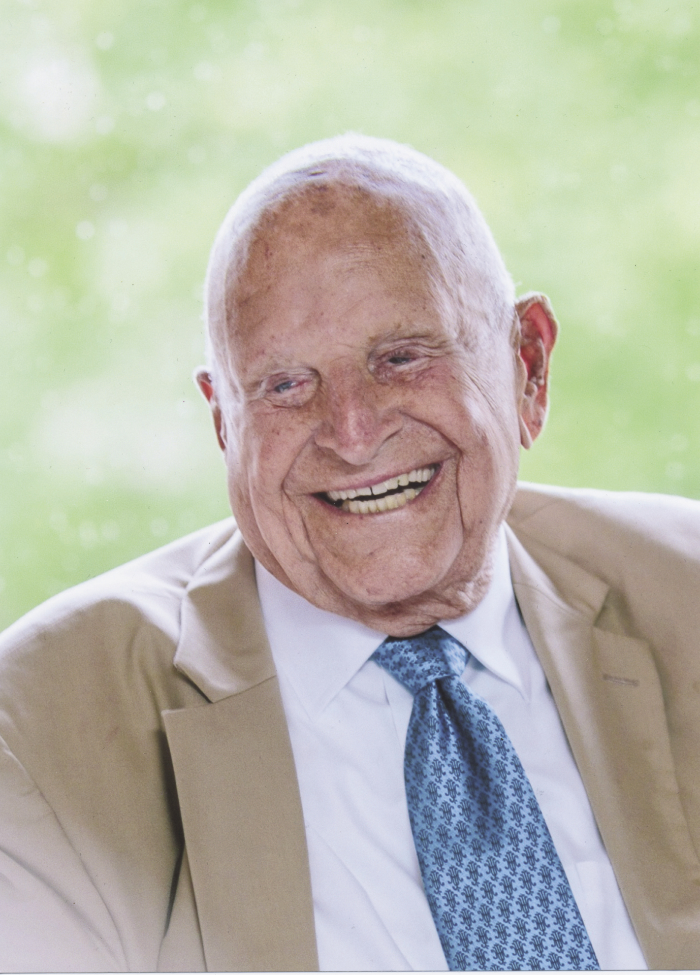 Dr. Ted Stern (1912-2013)