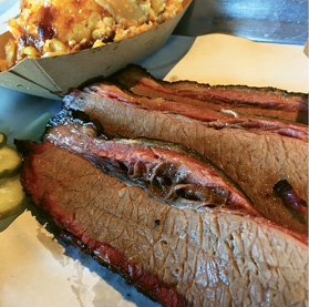 "Local Eats - ""I crave the barbecue plates at Swig & Swine."""