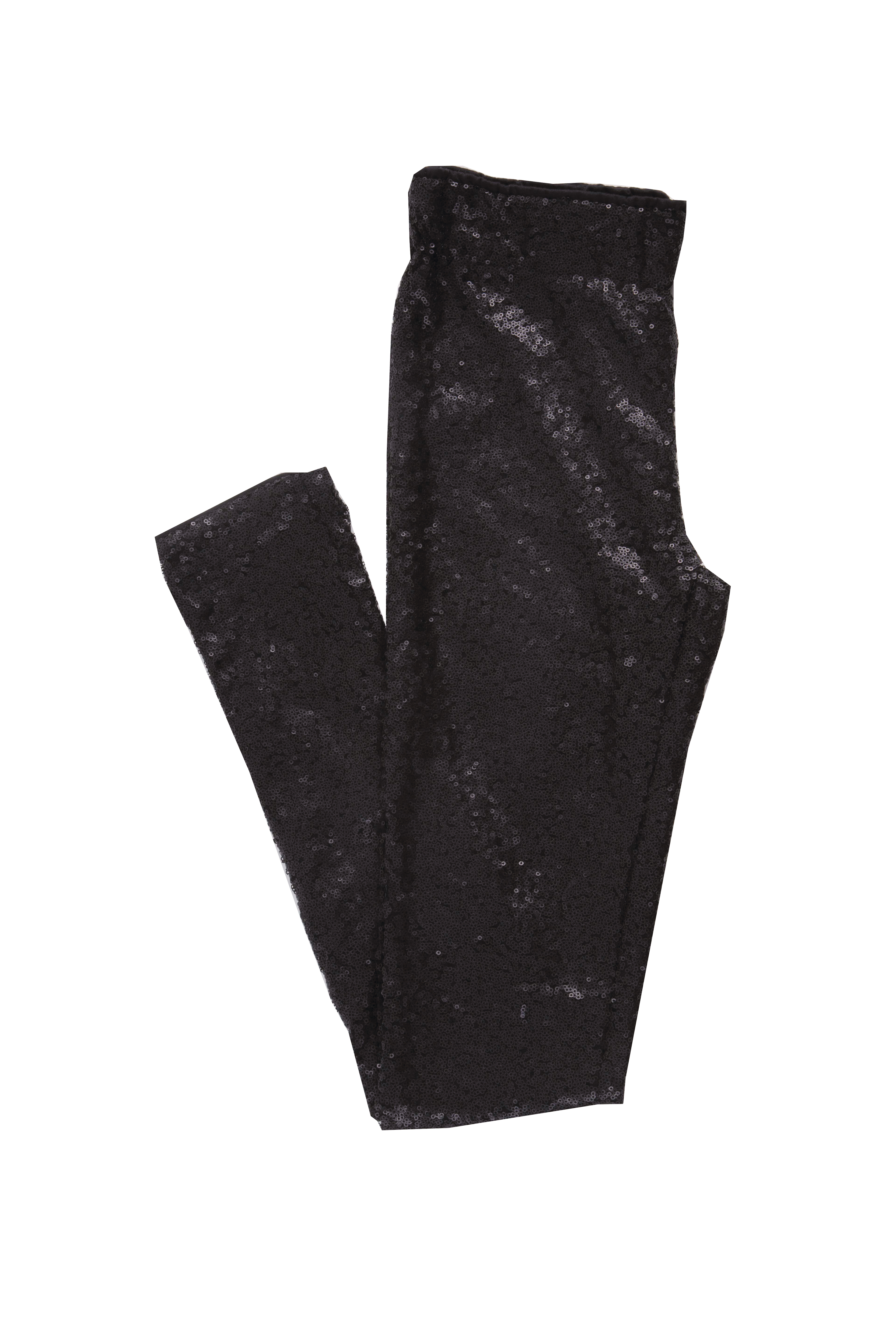 "May & June ""Sequin Leggings,"" $38 at Out of Hand"