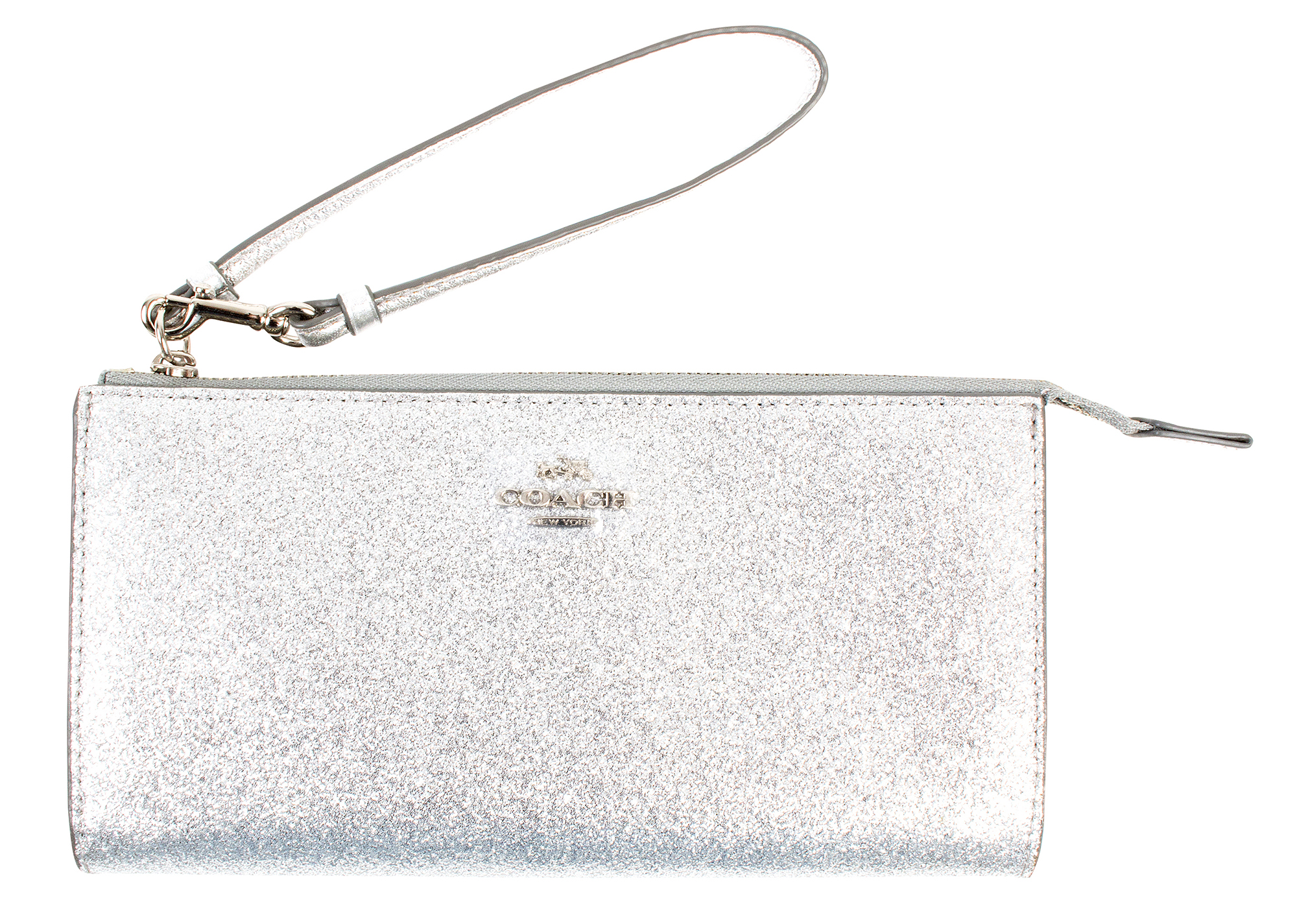 "Coach ""Glitter Zip Wallet,"" $95 at Belk of Mount Pleasant"