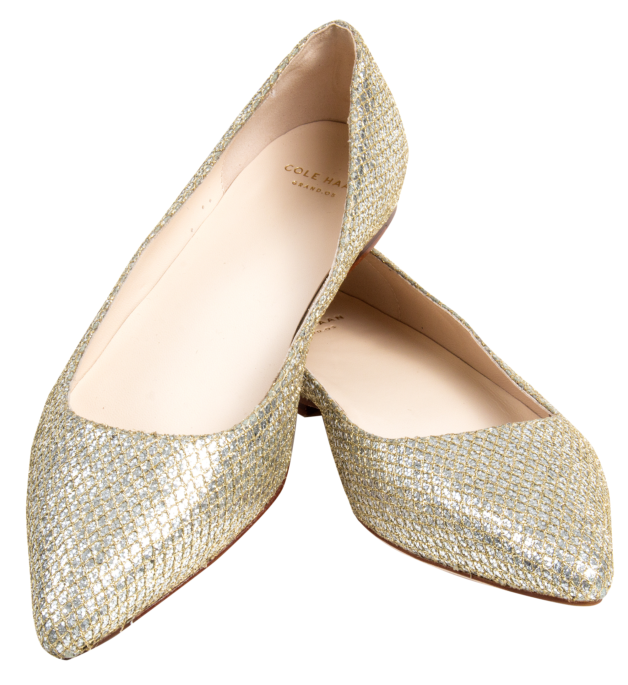 "Cole Haan ""Tartine Skimmer Glitter"" shoes, $198 at Gwynn's of Mount Pleasant"