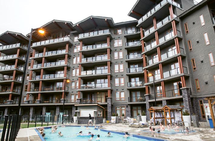 Hilton Whistler Resort and Spa