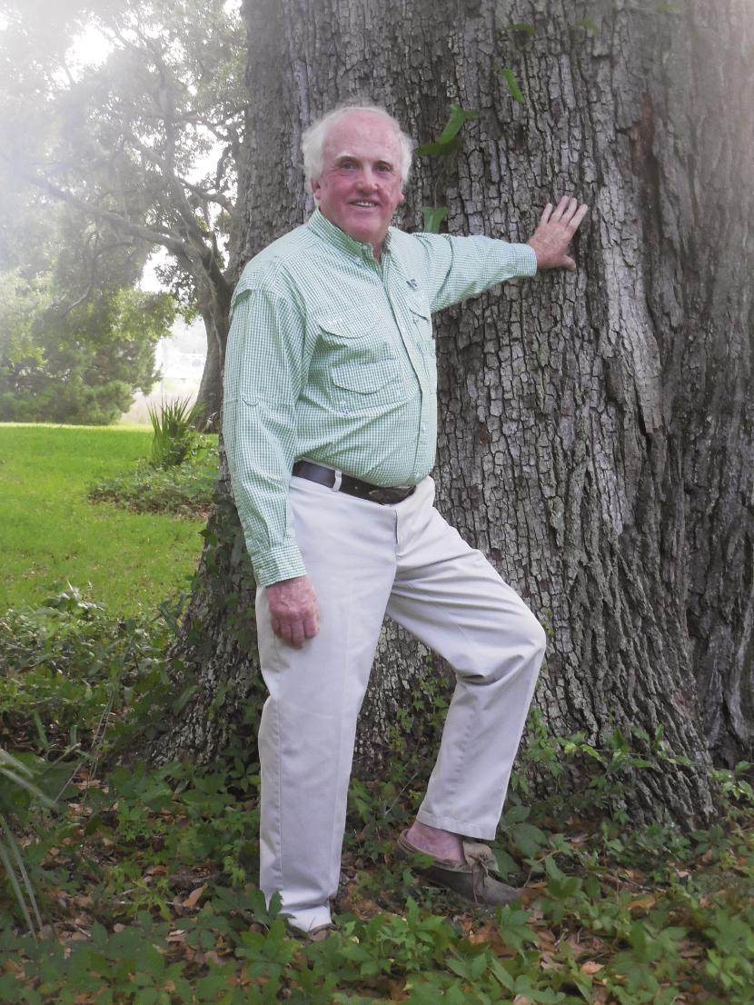 Forester & longleaf pine whisperer Michael Prevost