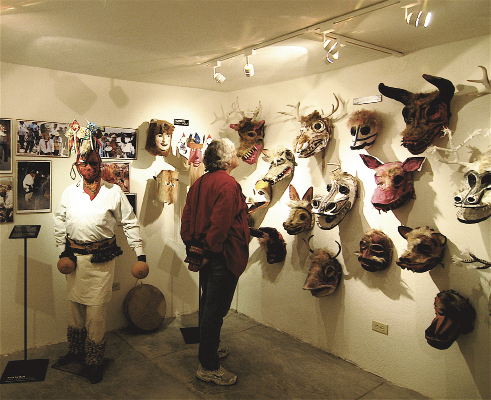Other Face of Mexico Mask Museum