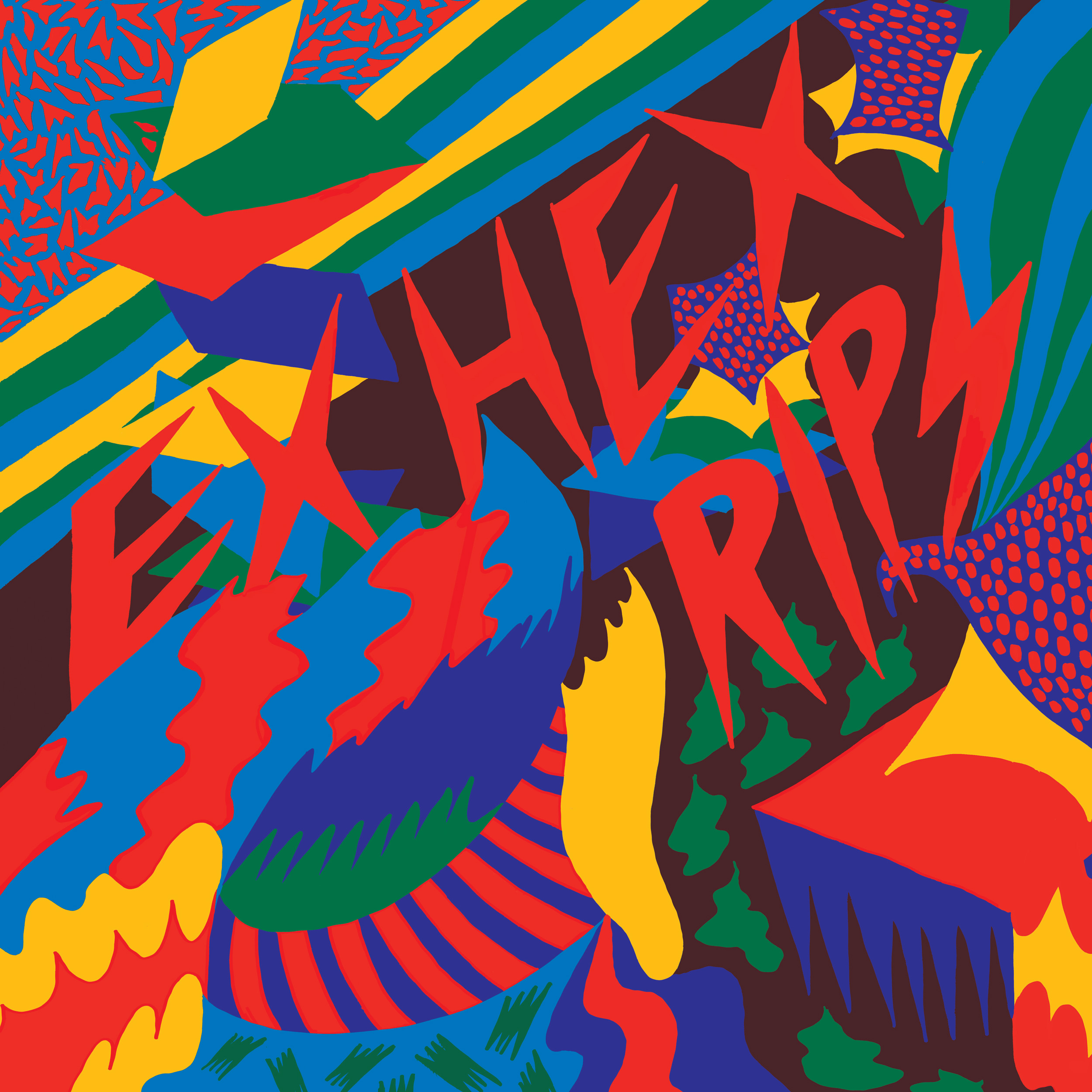 """""""Rips by Ex Hex is my new favorite album,"""" Durant says. """"It makes me want to dance!"""" $14, barnesandnoble.com"""