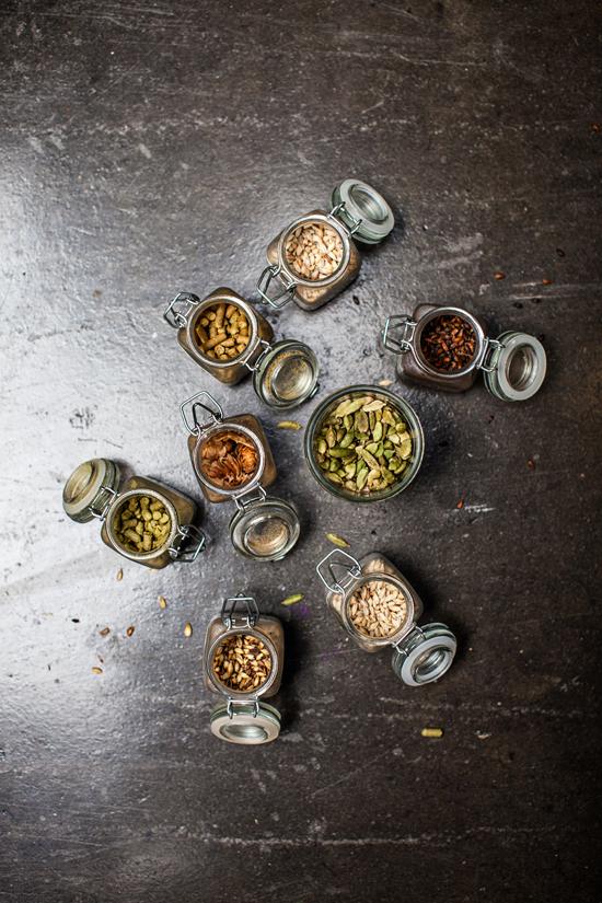 Varieties of hops and malt