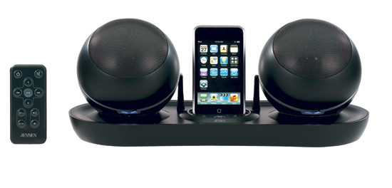 Jesnsen iPod Dock Wireless Speakers_0.jpg