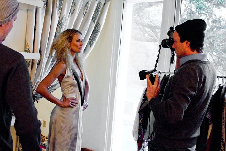 Alexis dress from Gwynn's; Photo by Jonathan Balliet