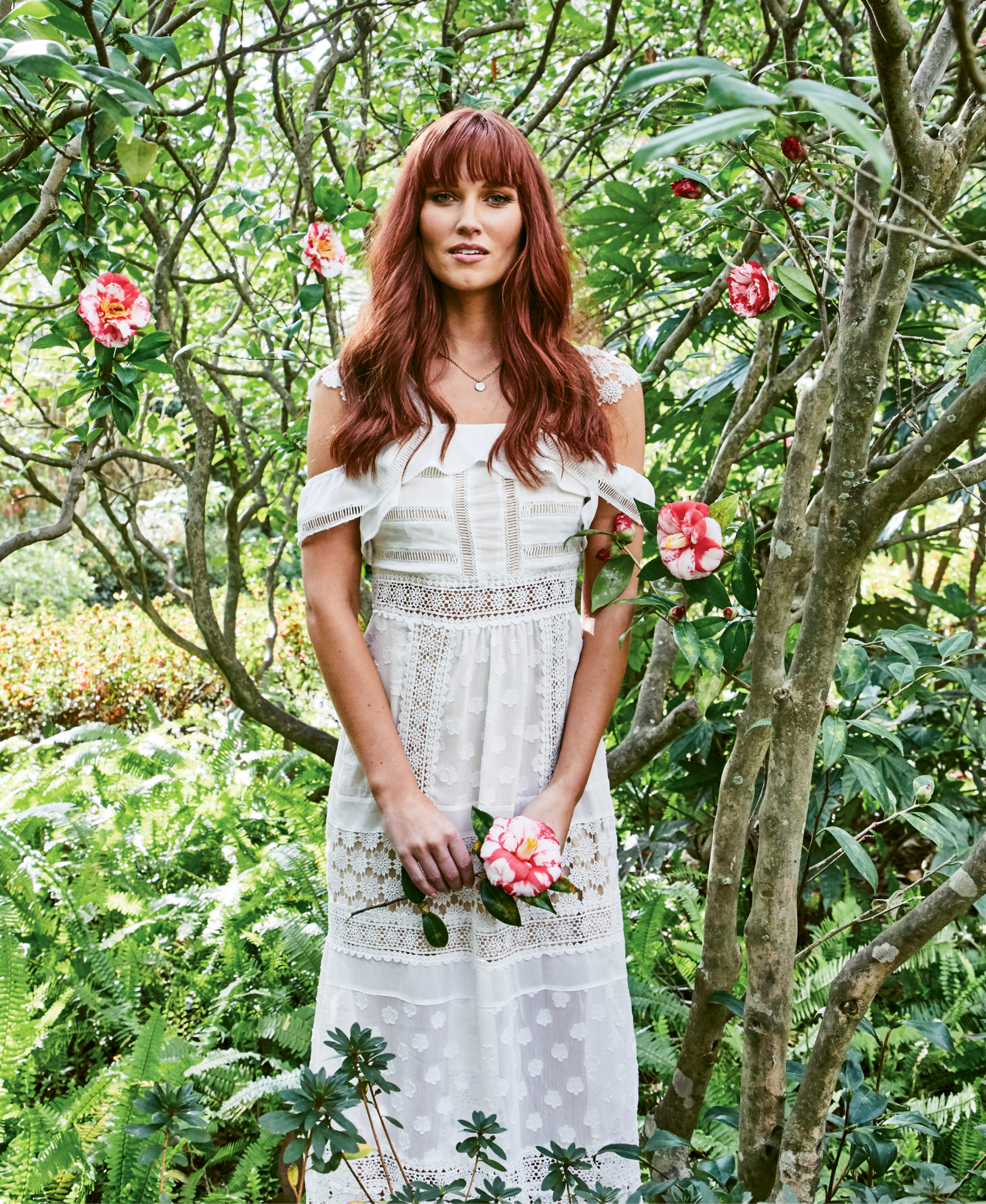 Handpicked: L'Atiste by Amy eyelet dress