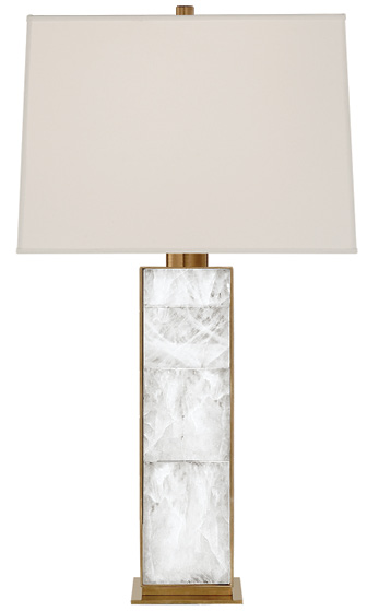 "Ralph Lauren's ""Ellis"" lamp from Circa Lighting"