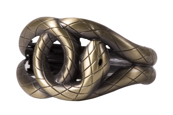 Mixd metal snake cuff, $18 at II Brunettes