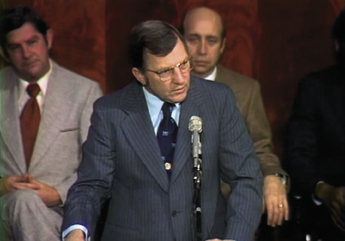 Governor James B. Edwards at the State of the State Address