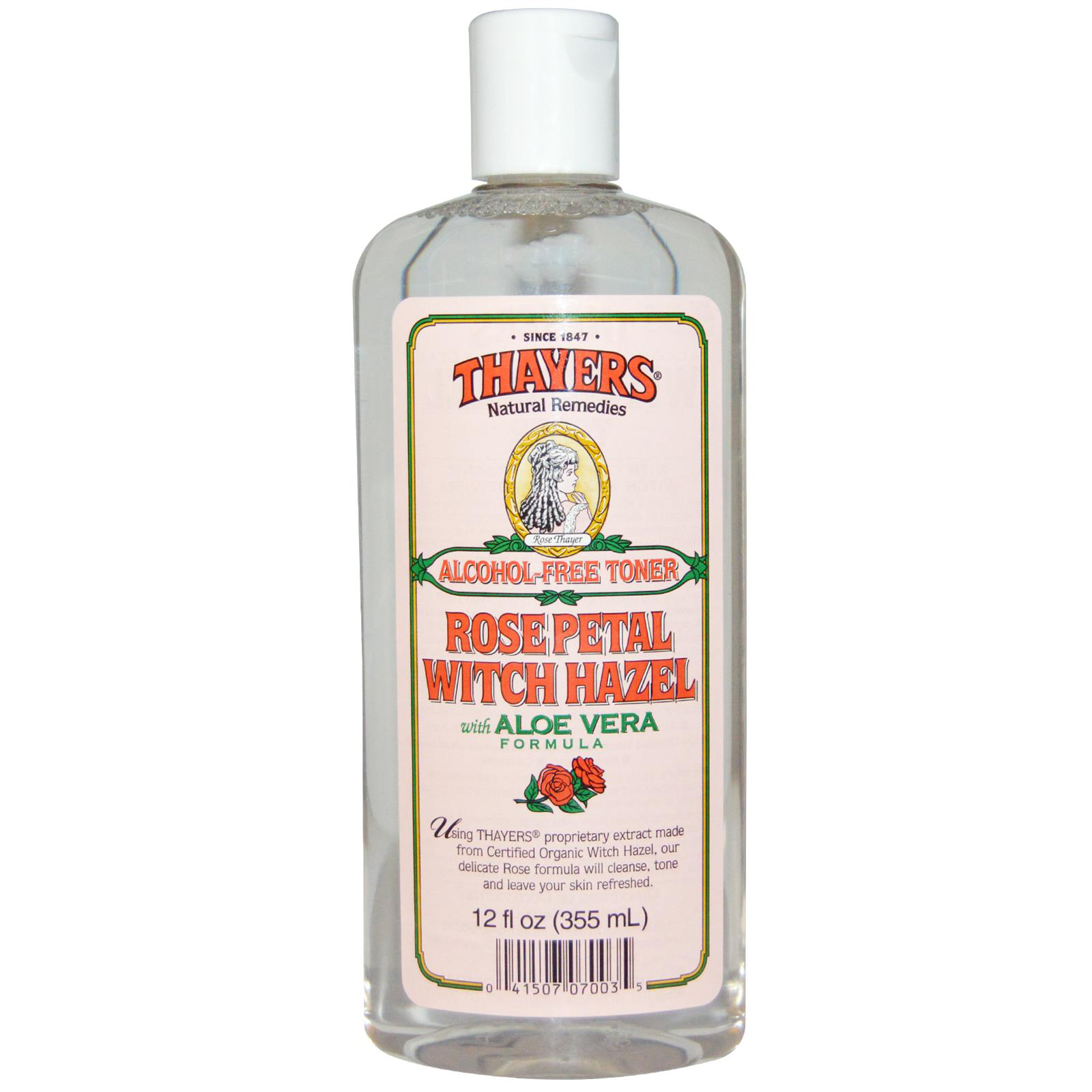 "Beauty Secret  ""Thayers makes toner with a light rose scent. It's refreshing during our humid summers."" Whole Foods, $10"