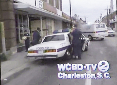 News 2 reported that more than 100 looters were arrested in Charleston and neighboring counties the week after the storm. Dawn-to-dusk curfews and martial law enforced by the National Guard, SLED, State Highway Patrol, and the police kept looting in check.