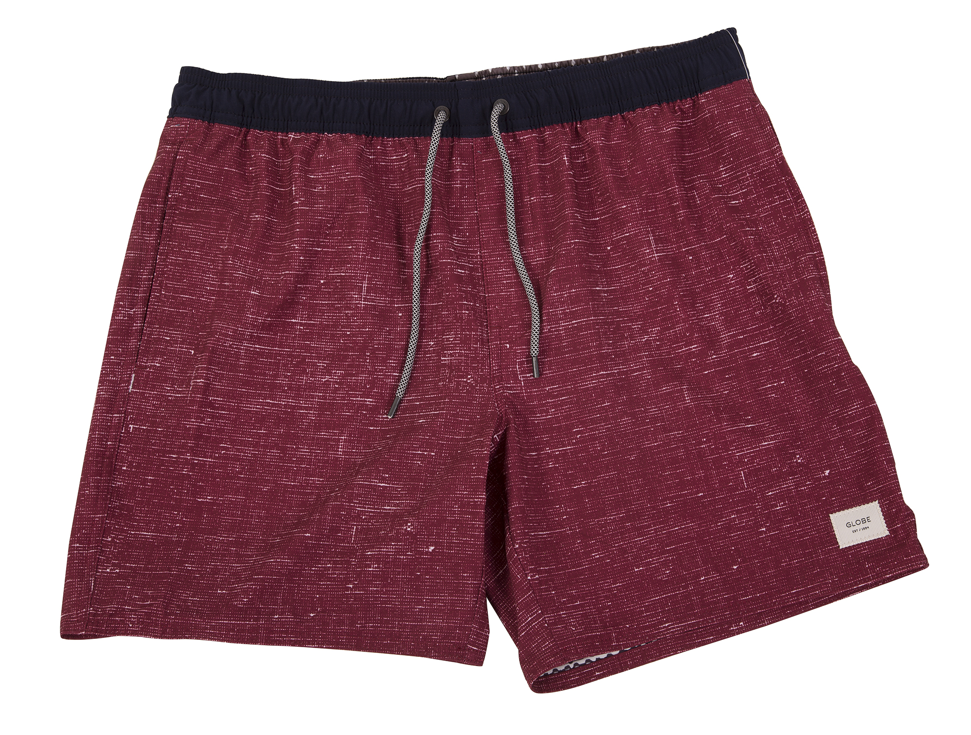 "Globe ""Spencer Pool Short,"" $58 at Channels"