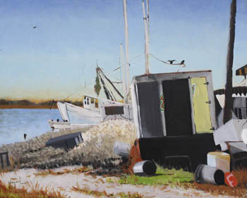 Bluffton Oyster Company