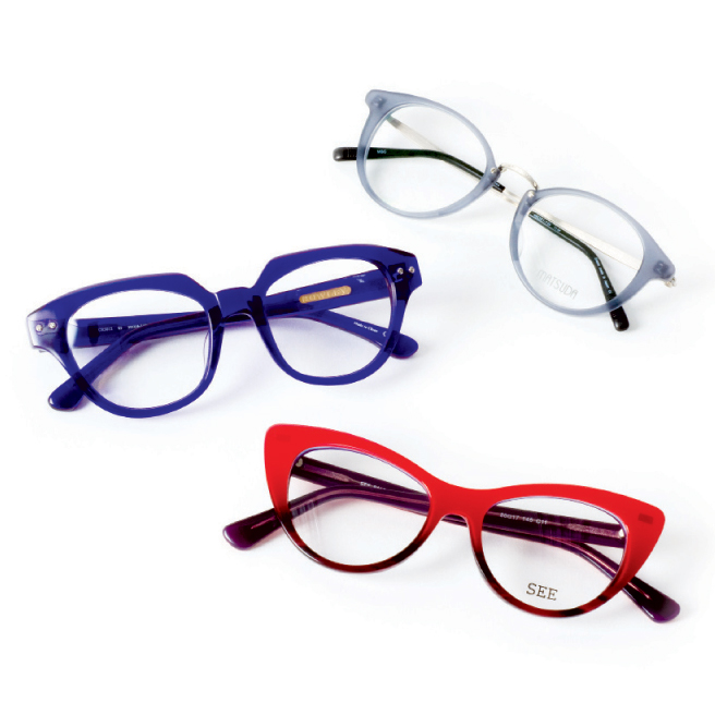 Eyeglass Frames Jackson Tn : Bold Vision Charleston SC Charleston Magazine