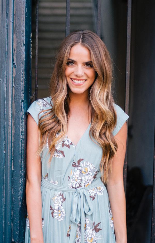 Gal Meets Glam blogger Julie Engel