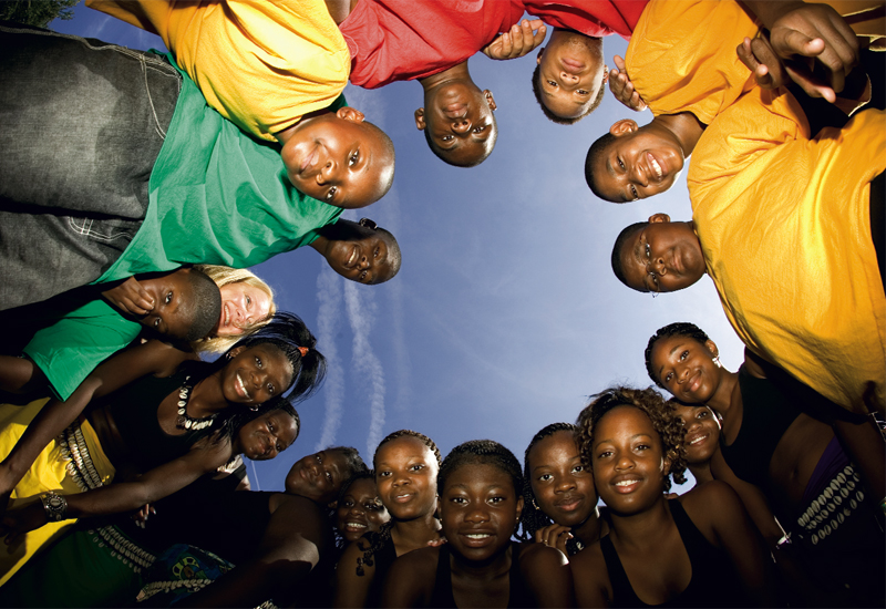 "Djole Dance and Drum Company was founded in 1999. Djole is the West African word meaning ""much dance"" or ""spirit dance."""