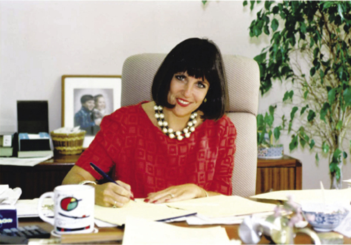 Serving as senior vice president and publisher of Family Circle magazine was a highlight of Millard's 21-year career in traditional publishing and advertising before she forayed into the digital realm.