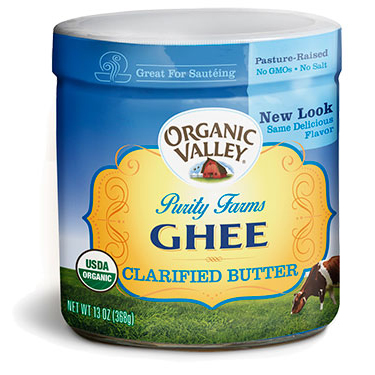 "Rise & Shine ""I grew up using clarified butter. In the mornings, I spread it on toast with salt or jam."" Whole Foods, $12"