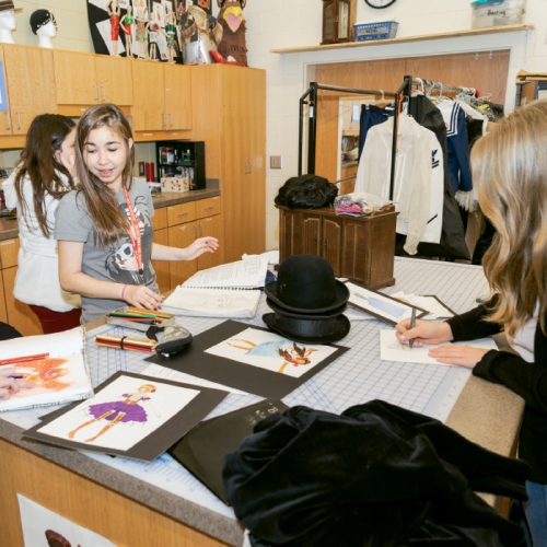 Schools That Offer Fashion Design Majors