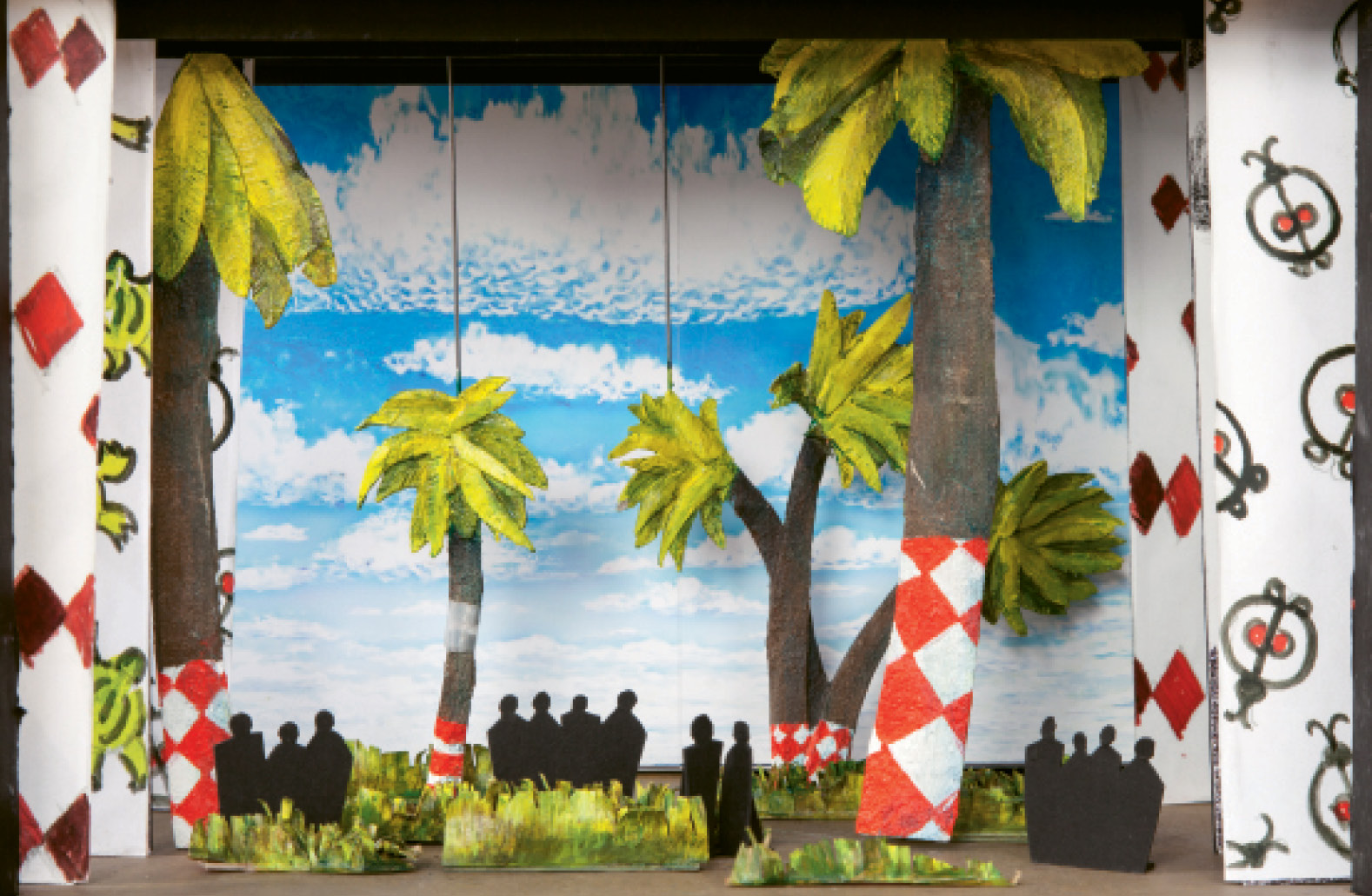 Act Two, Scene Two's Kittiwah Island continues Green's vibrant aesthetic