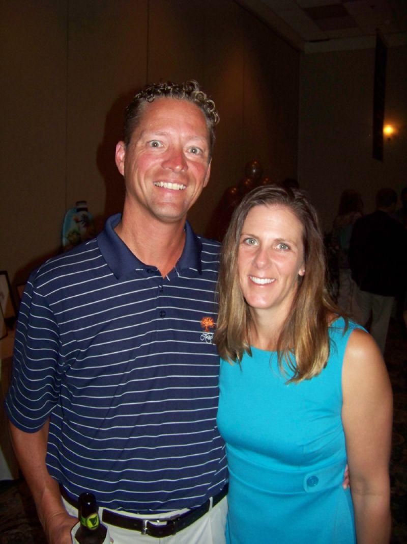 David and Liz Boyd