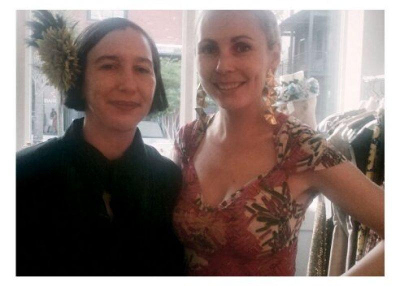 Leigh Magar & Deirdre Zahl