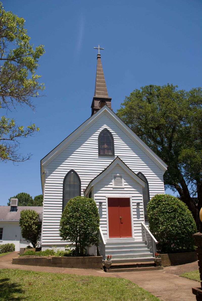 "The 1884 chapel at St. Paul's Lutheran Church may look like a country church but it's actually in the heart of Mount Pleasant's Old Village at Pitt and Queen streets. For more information (and to inquire about booking it for weddings), visit <a href=""http://www.saintpauls-mountpleasant.com"">www.saintpauls-mountpleasant.com</a>."