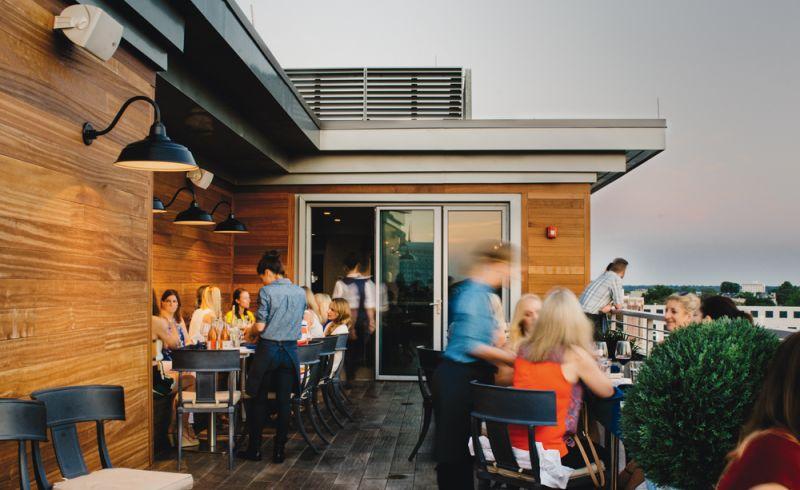 Charleston Magazine The Watch Rooftop Kitchen Amp Spirits