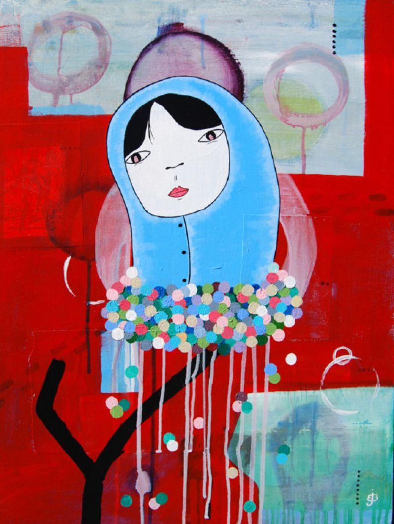 "CHM Aug 2010 Artist Profile: Brian Bustos ""A Colorful Language"""