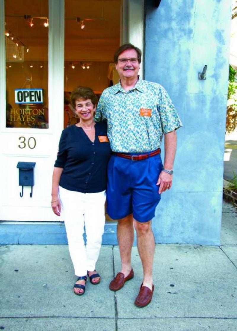 Carol and Patrick Kelly