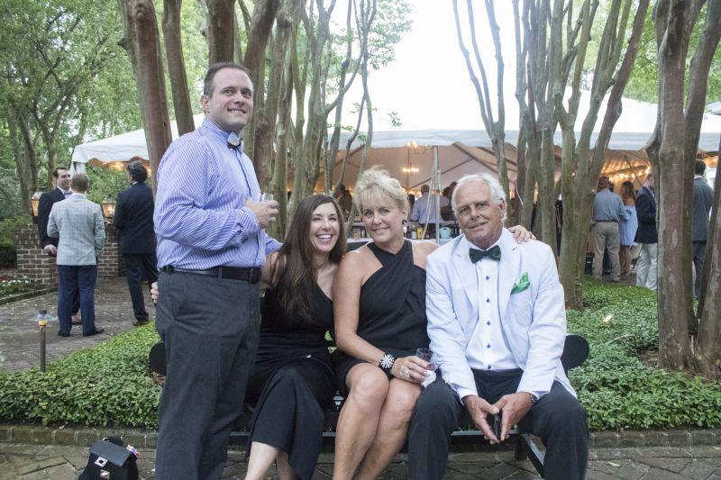 Susan Aviles, Carolina Bryan, and Joe Walker