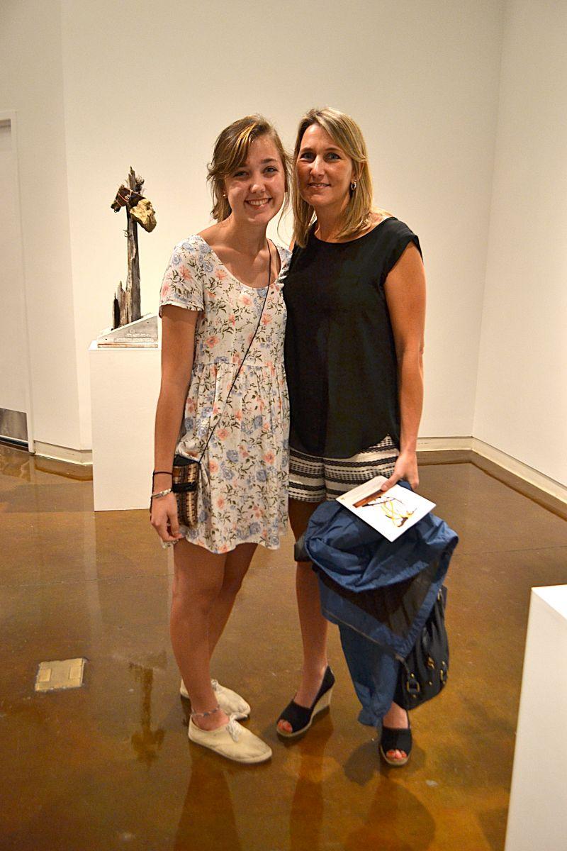 Hannah Dowey and Allison Schaltz