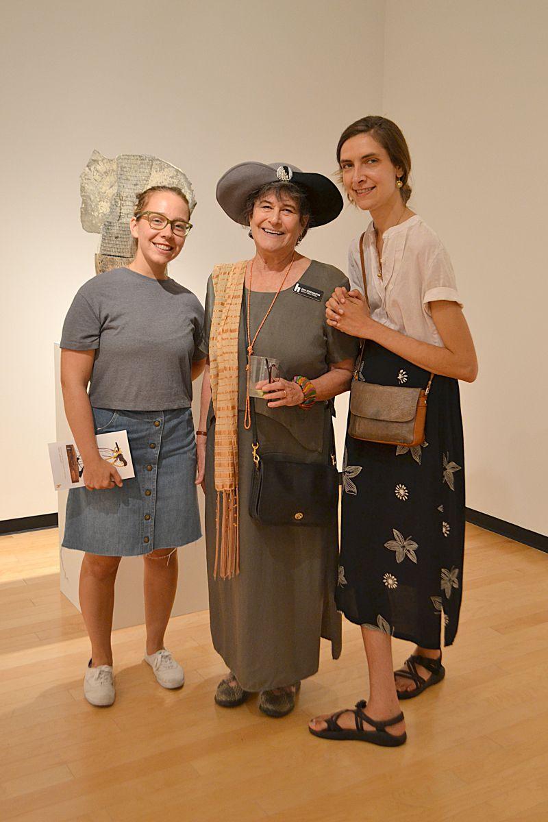 Sara Jane Mense, Dale Rosengarten, and Pier Louise Harten