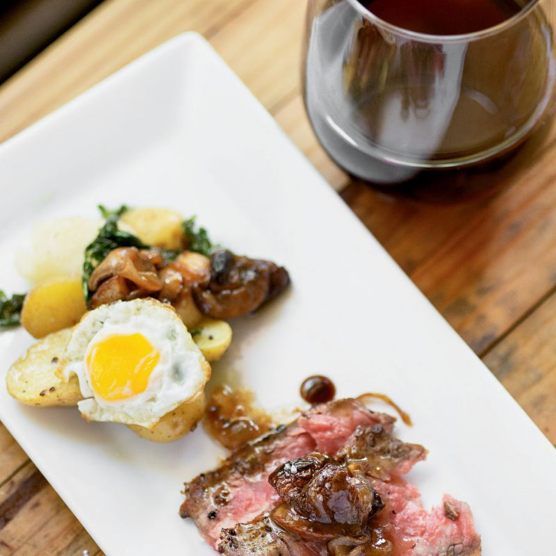 They Said It Might Take Two Weeks To Get A Seat At R. Kitchen, But A Lonely  Tuesday Night Offers Up Two On A Dayu0027s Notice. As On Most Evenings, ...