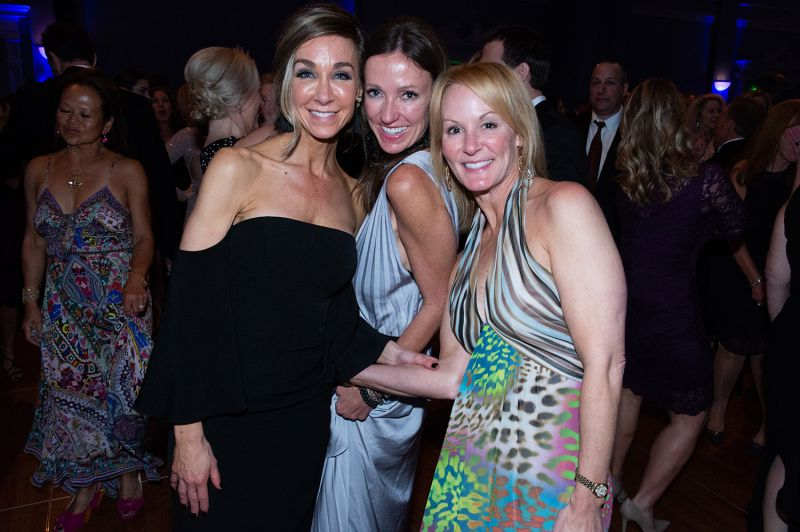 Event Chair Shelley Hochman, Laura Durkalski, and Missi Firestone