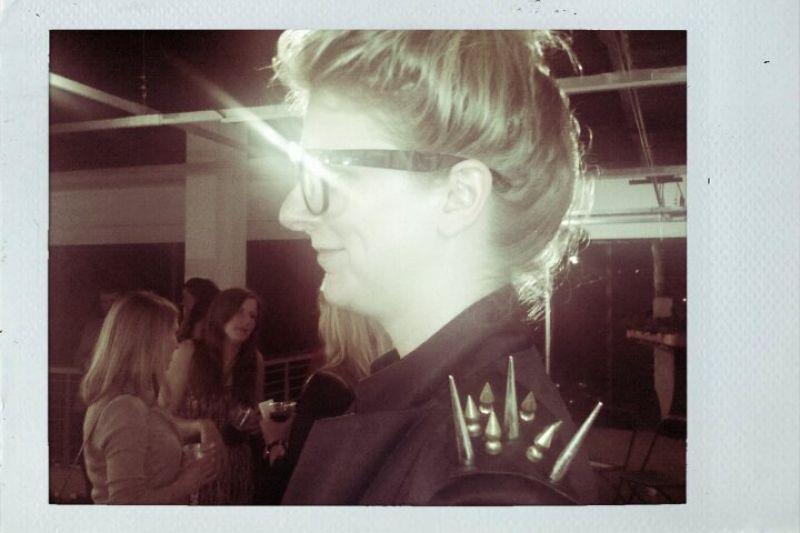 Designer Erin Perkins