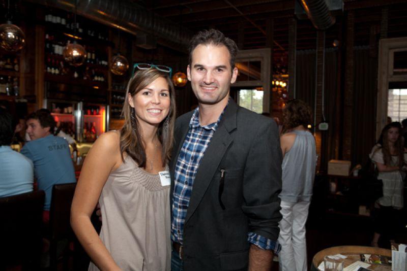 Stephanie Grainger Brown & Christopher Shane