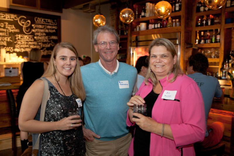 Grace Lipscomb, Bill Thomasson, & Jill Hulsen