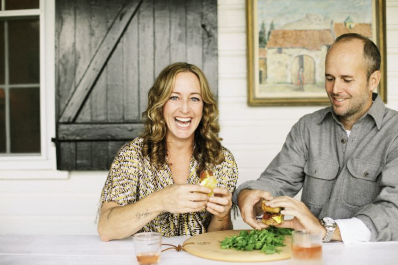 Test Kitchen: Tara and Leighton are using their years of restaurant training and travel to inform their 10-item menu, which will include a classic fried egg sandwich.