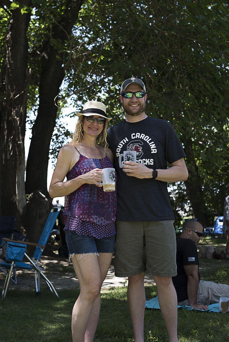 Krista and Jeff Scheider